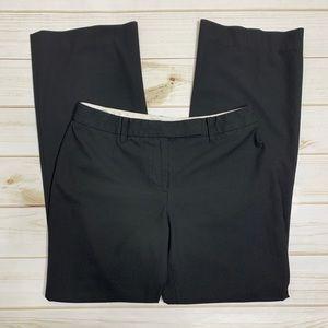 Black trouser pants by Ann Taylor LOFT Petites